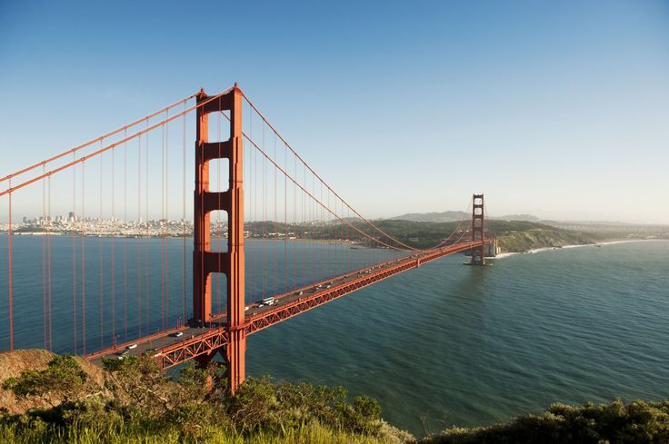 Best attractions for visitors in San Francisco. A list of must-see destinations and landmarks around the city.