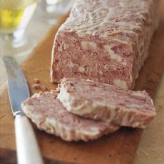 Pork Paté (Curing Salt) Recipe. I would substitute the pork liver listed in the ingredients for chicken livers and bacon or cheesecloth for the caul fat.