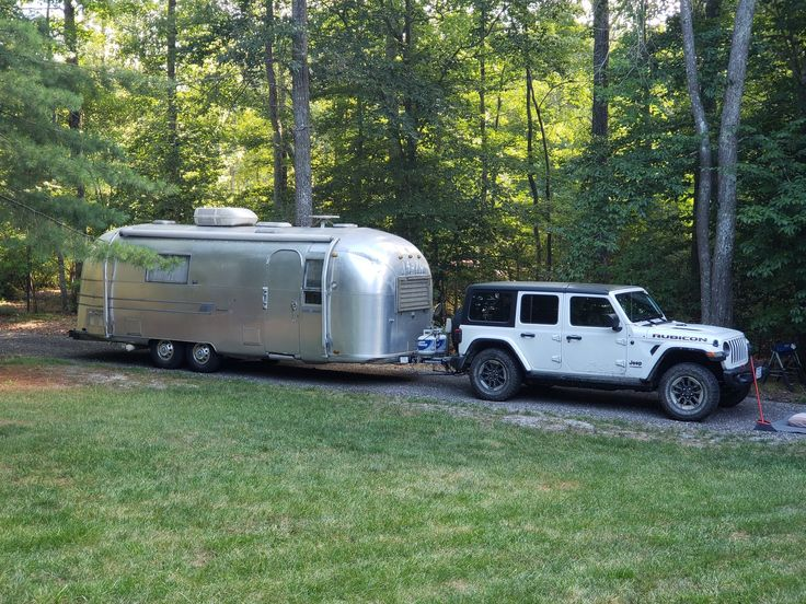 Anyone Tow a Camper? Size? Pics? 2018+ Jeep Wrangler