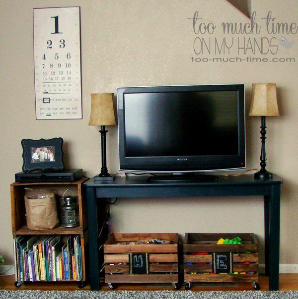 Les 53 meilleures images du tableau caisse meuble tv for Meuble dvd ferme