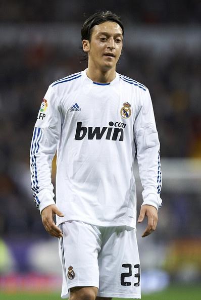 Mesut Ozil - Real Madrid