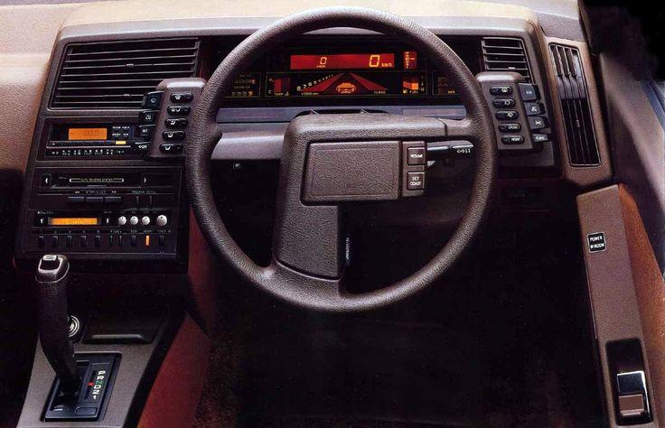 1977 Mitsubishi Celeste (Frank's Mini Arcade Layout)