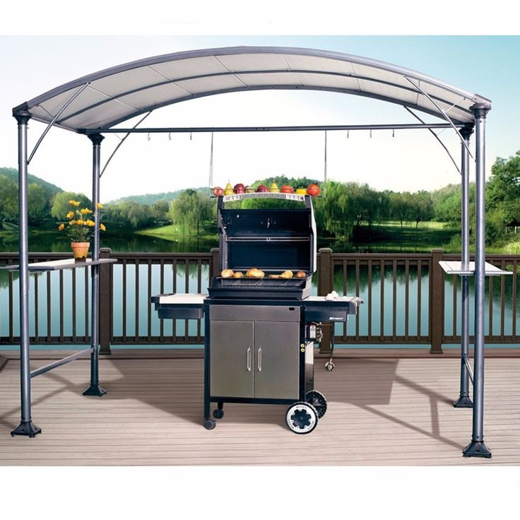 17 Best Ideas About Bbq Gazebo On Pinterest Bbq Cover