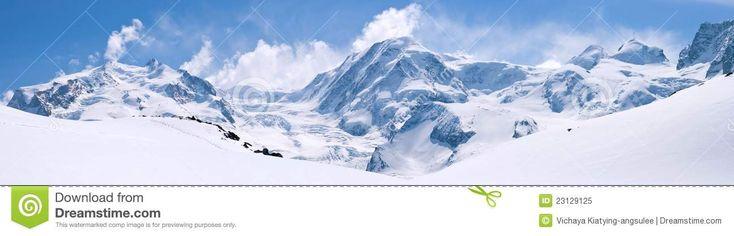 Horizontal Suisse De Chaîne De Montagne D'Alpes - Télécharger parmi plus de 49 Millions des photos, d'images, des vecteurs et . Inscrivez-vous GRATUITEMENT aujourd'hui. Image: 23129125