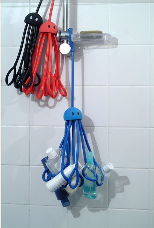 """Octopus """"raoul"""" for shower : cute !-)  madeindesign.com"""