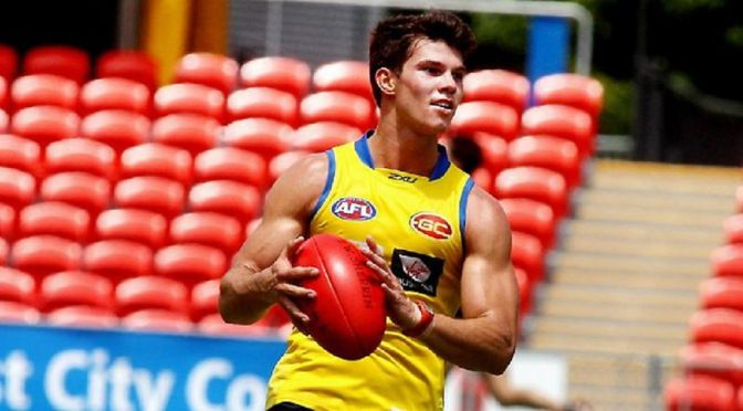 Jaegar O'Meara (Gold Coast)  http://getrealaussierules.com/nine-players-nine-year-contracts/