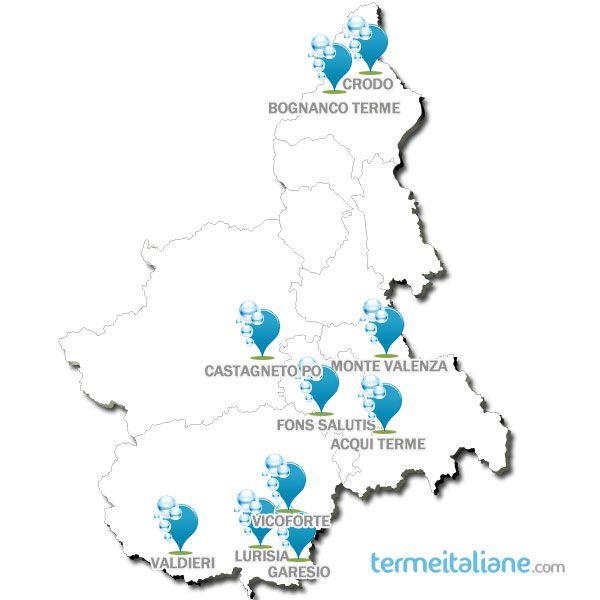 Termeitaliane.com | Terme Piemonte | Cure termali Piemonte