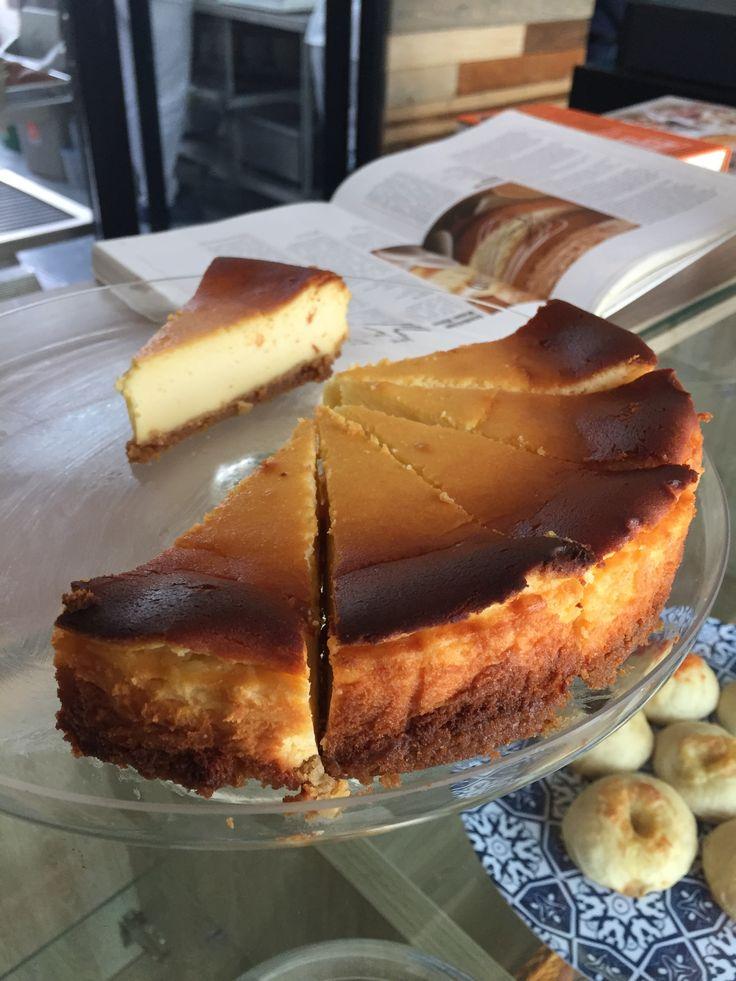 Alucina Torta de Queso al estilo europeo: Käsekuchen    European-style cheesecake: Käsekuchen