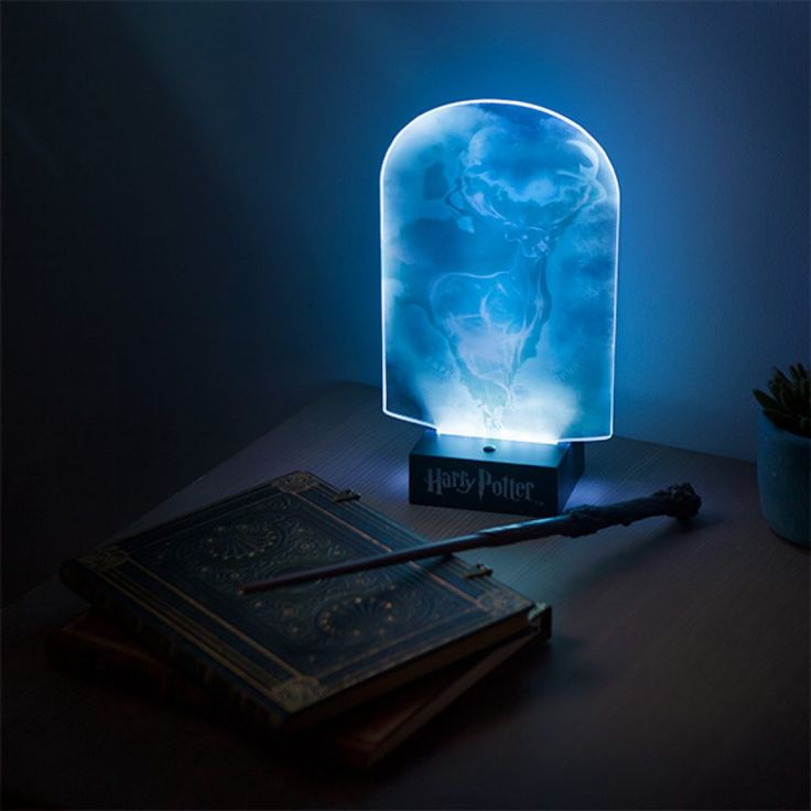 Harry Potter Patronus Light – AWESOMAGE!