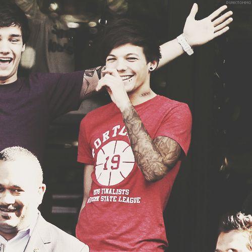 louis punk edits   Louis Saw The Punk Edits! louis tomlinson One Direction louis ...