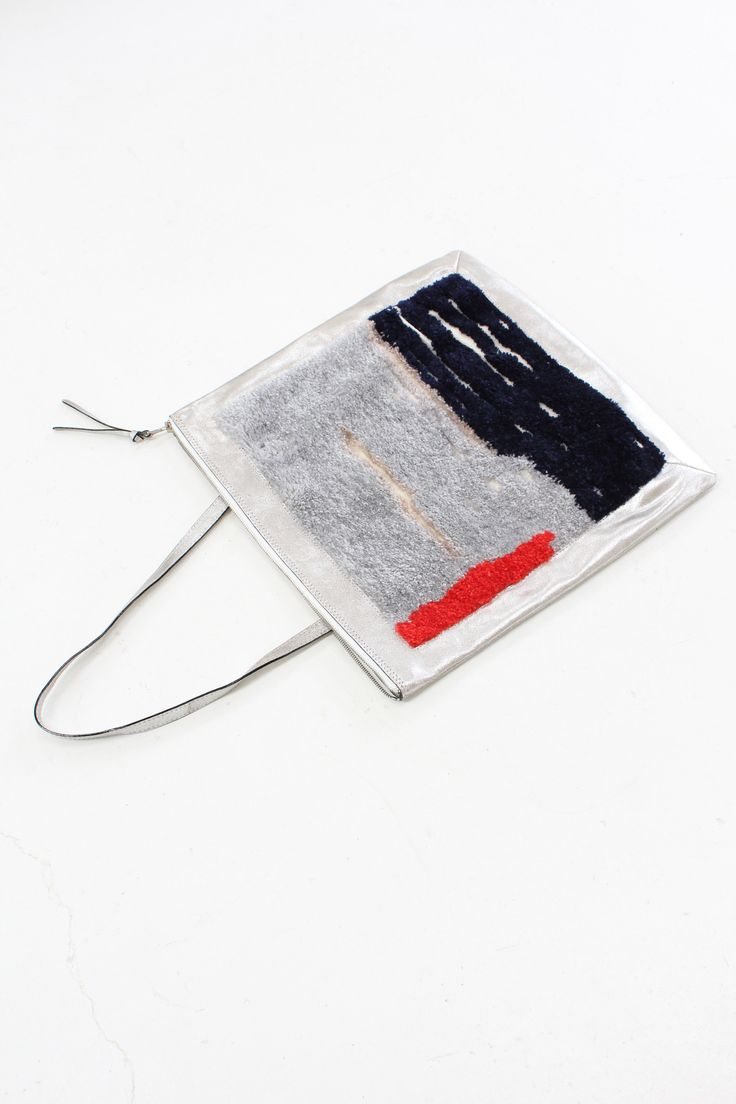 Rachel Comey Embroidered Tote Bag