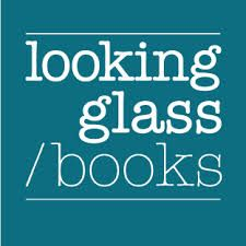 looking glass books is a lovely book shop with a cosy cafe - perfect for some after-lunch browsing!