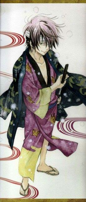 Gintama, Takasugi Shinsuke, Kiheitai