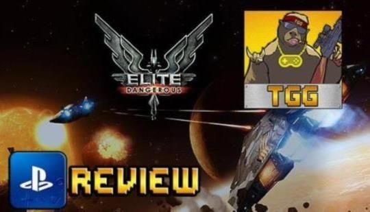 "Elite Dangerous PS4 review - A very engaging and rewarding space simulator MMO - TGG: ""Frontier Developments Elite: Dangerous has made a…"