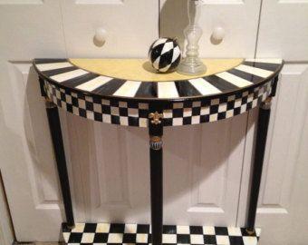 Whimsical muebles pintados Whimsical tabla por MicheleSpragueDesign