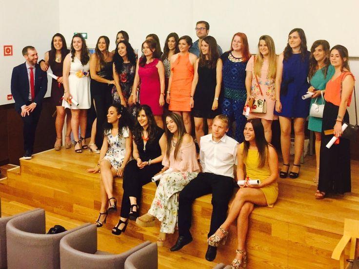 Clausura Master Psicopedagogía Universidad de Lleida