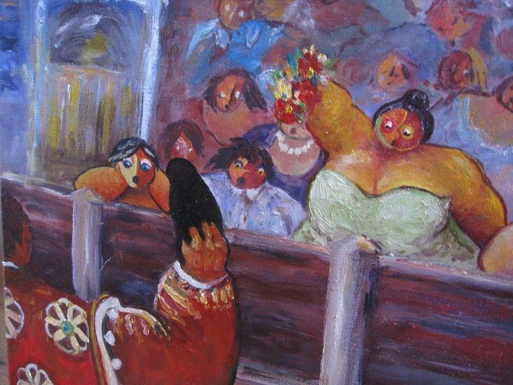 Las Gordas de Mariluz Lasterra