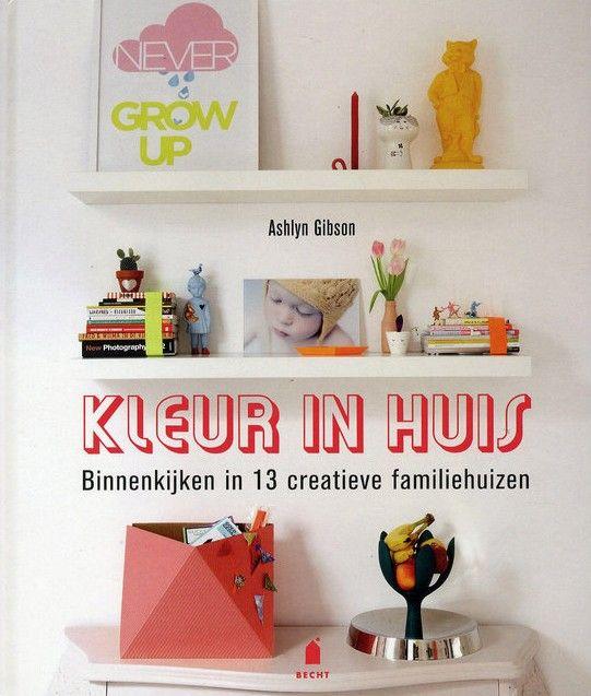 Kleur in Huis ISBN9789023014287