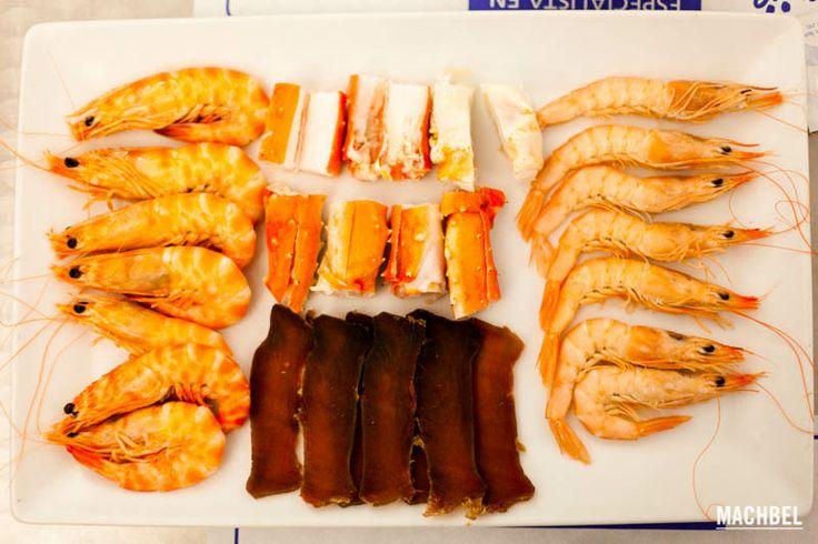 Tabla de mariscos con mojama (Restaurante Romerijo, El Puerto de Santa María, Cádiz) / Plate of shellfish and salted tuna (Romerijo Restaurant, El Puerto de Santa María, Cádiz), by @Víctor Gómez