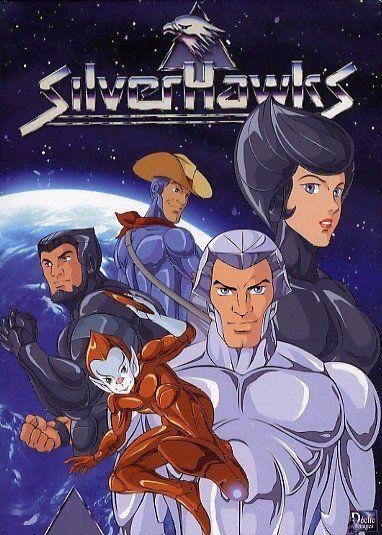 Desenhos & Animes: SilverHawks | Portal E7