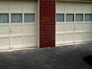 Wood Garage Door Replacement Panels Repair Garage Door Panels Don39t Replace Them Youtube