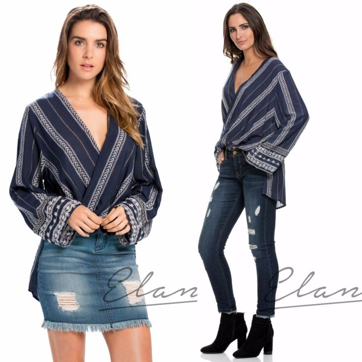 17 Best Images About Elan On Pinterest Bell Sleeves