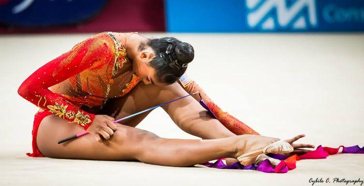 Nastasya Generalova (USA), Grand Prix (Thiais) 2016
