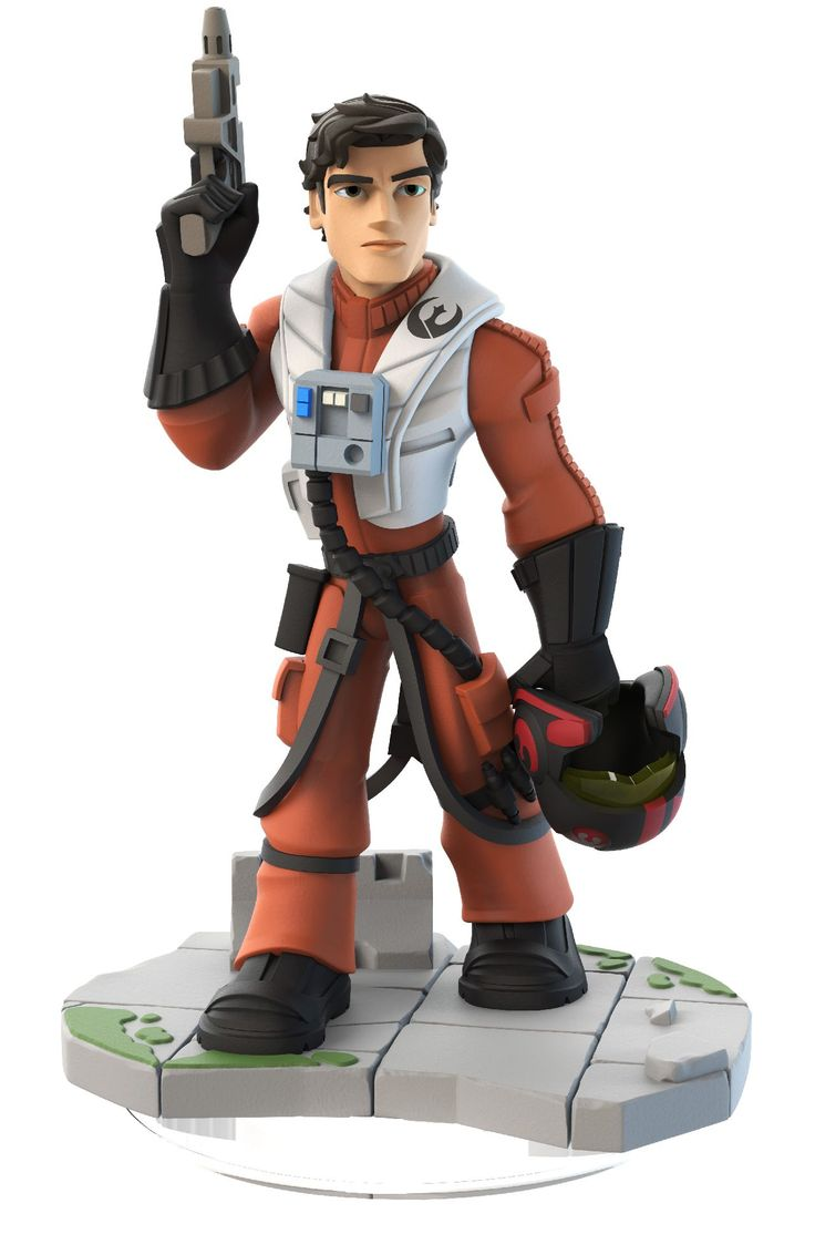 Disney Infinity 3.0 Star Wars: The Force Awakens Poe