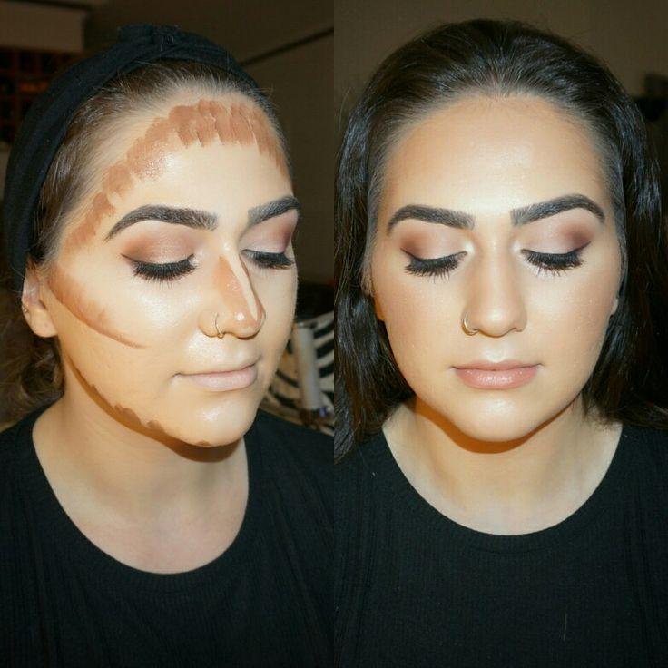 That contour though...