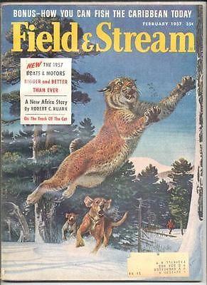 2 1957 Field Stream Magazine Ebay Hunting Amp Fishing
