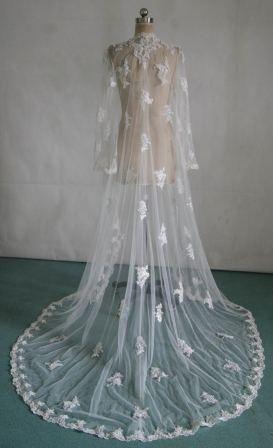 Long Wedding Jacket Gown Bolero Bridesmaid Dress The Perfect In 2018 Pinterest