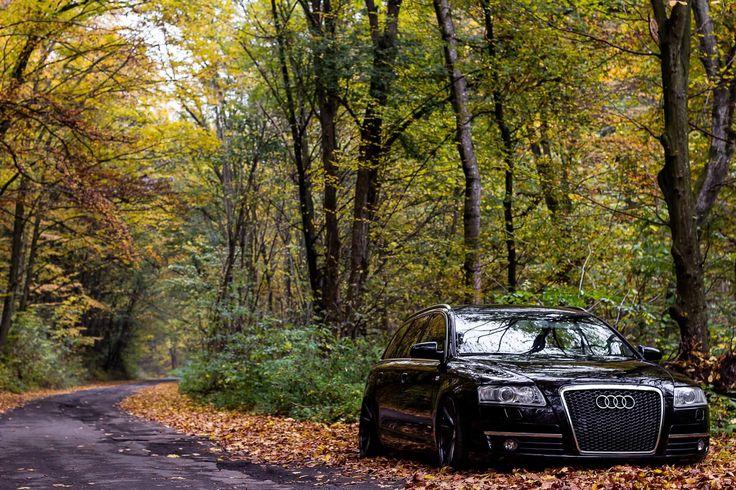 Pin By Myroslav Dyablyuk On Audi A6 C6 Avant Air
