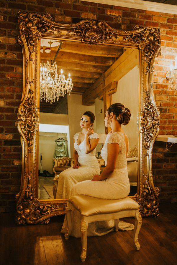 Fun and Modern Downtown Wedding Inspiration in Spokane, Washington