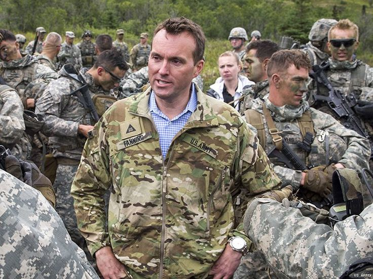 Army's Out Leader Eric Fanning Helps Guide End to Trans Military Ban
