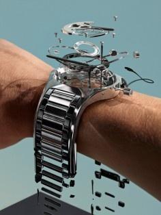 """摄影师和艺术家Ben Sandler 发布了一组未来主义的照片系列,想象将3D打印带到现实生活中。这组系列叫做""""No Limit""""(无限),在成为Amusement杂志封面"""