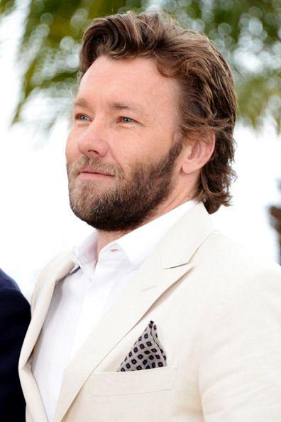Joel Edgerton in Ferragamo at Cannes   Tom & Lorenzo
