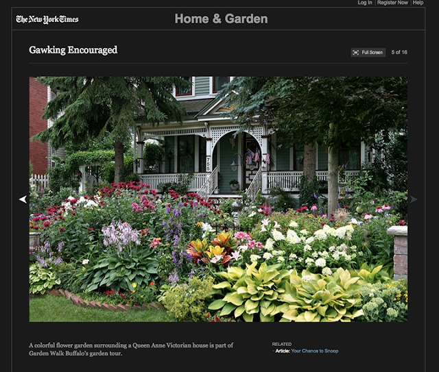 Garden Walk Buffalo Cottage District 5: 641 Best Images About Flower Borders & Cottage Gardens On