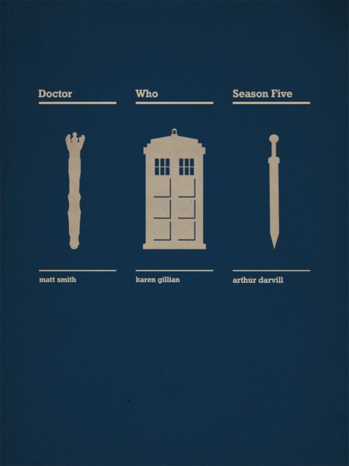 Doctor Who + Matt Smith