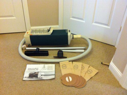 electrolux vacuum vintage. fantastic vintage electrolux automatic 100 hoover / vacuum cleaner