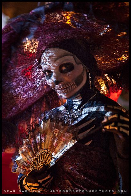 La Paz, Mexico - Dia de los Muertas