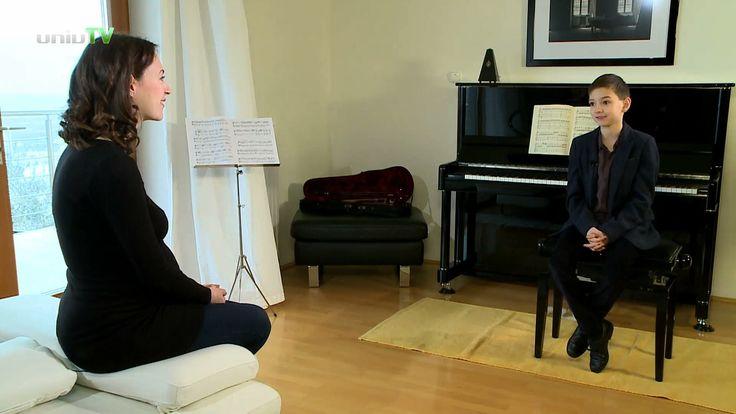 """Boros Misivel a """"kis zongora virtuózzal"""" beszélgettünk otthonában"""