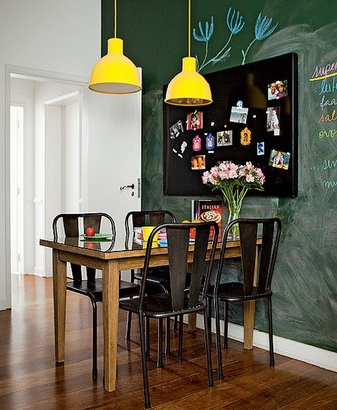 25 Amazing Chalkboard Wall Paint Ideas: Best 25+ Blackboard Wall Ideas On Pinterest