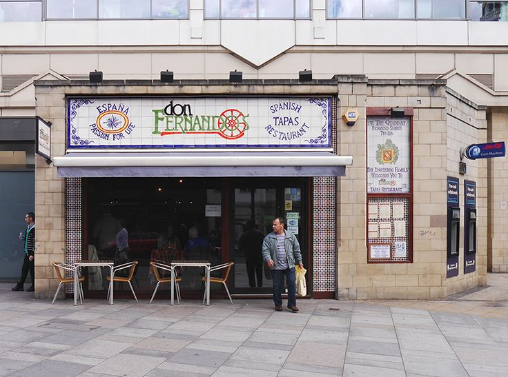 Don Fernando's Spanish Tapas Restaurant -  They look forward to welcoming you at Don Fernando's. Un saludo.