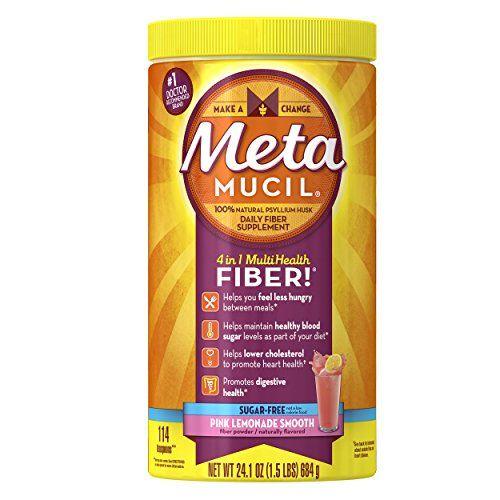 Metamucil Psyllium Fiber Supplement by Meta Pink Lemonade Smooth Sugar Free Powder 114 Doses 24.1 Ounce. For Sale http://10healthyeatingtips.net/metamucil-psyllium-fiber-supplement-by-meta-pink-lemonade-smooth-sugar-free-powder-114-doses-24-1-ounce-for-sale/