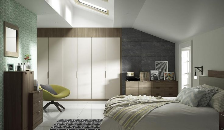 Our Vigo Collection of Contemporary Fitted Wardrobes | Hammonds
