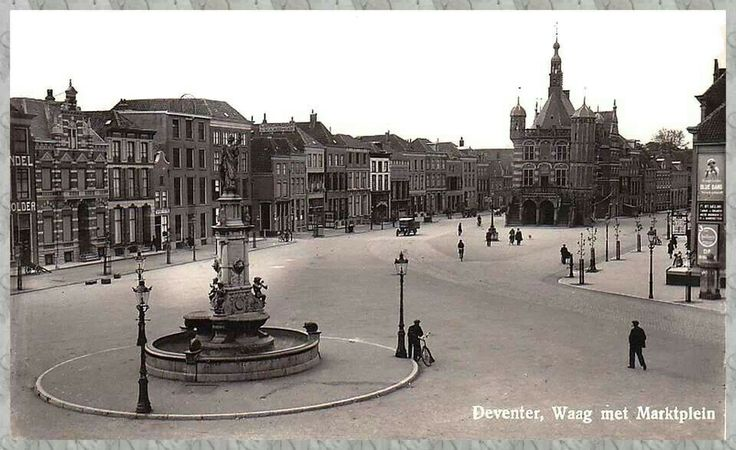 Deventer Brink jaren 20/30