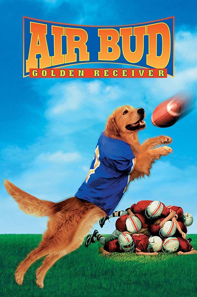 Air Bud Golden Receiver 1998 Air Bud Air Bud Movies Disney Movies Anywhere