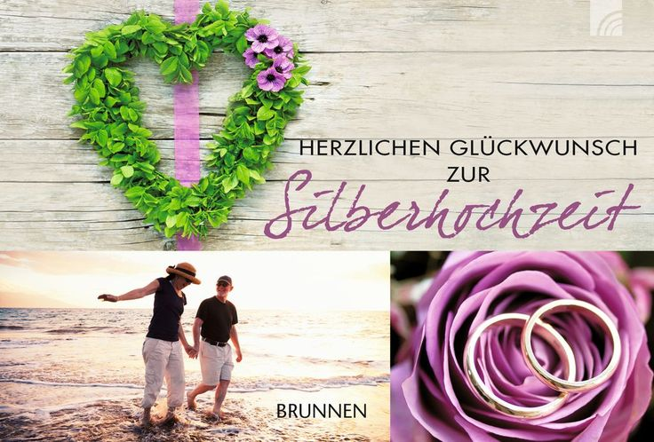 """Gutscheinbuch """"Herzlichen Glückwunsch zur Silberhochzeit"""""""