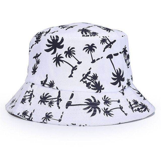 Fashion Spring Summer Autumn Winter Women Men Bucket Hats Beach Outdoor   Supernatural Style
