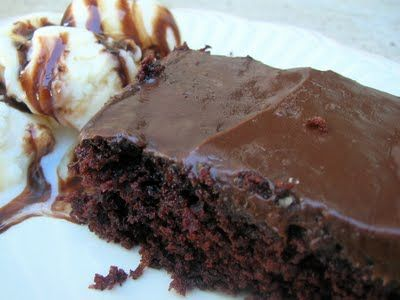 Rich and Moist Zucchini Cake Recipe Dessert I'd like to try c/o